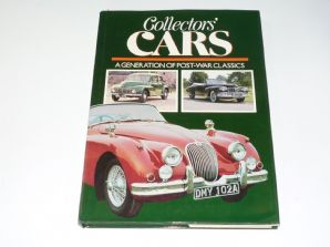 Collector's Cars A Generartion Of Post-War Classics (Brown 1985)